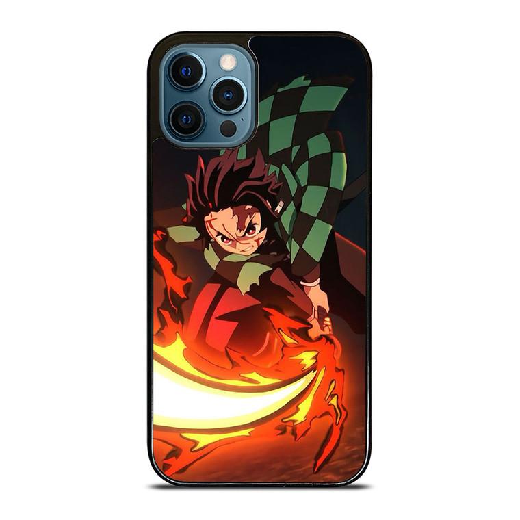 TANJIRO KAMADO DEMON SLAYER iPhone 12 Pro Case Cover