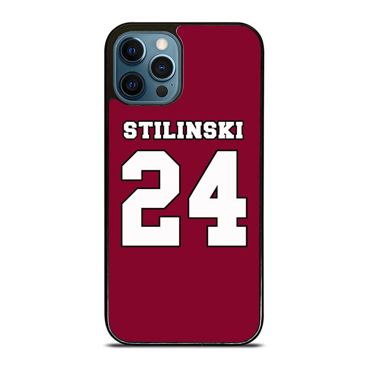 TEEN WOLF STILINSKI 14 iPhone 12 Pro Case Cover