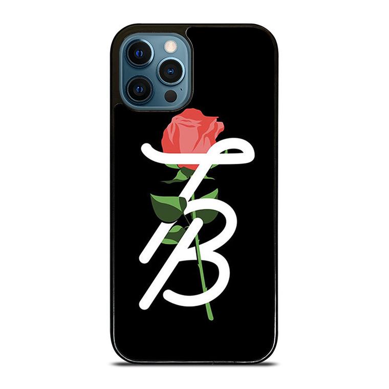 TESSA BROOKS ROSE iPhone 12 Pro Case Cover