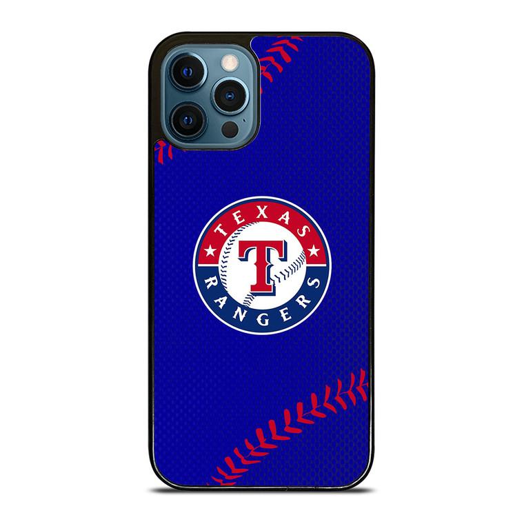 TEXAS RANGERS iPhone 12 Pro Case Cover
