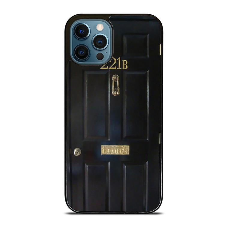 THE DOOR OF SHERLOCK HOLMES iPhone 12 Pro Case Cover