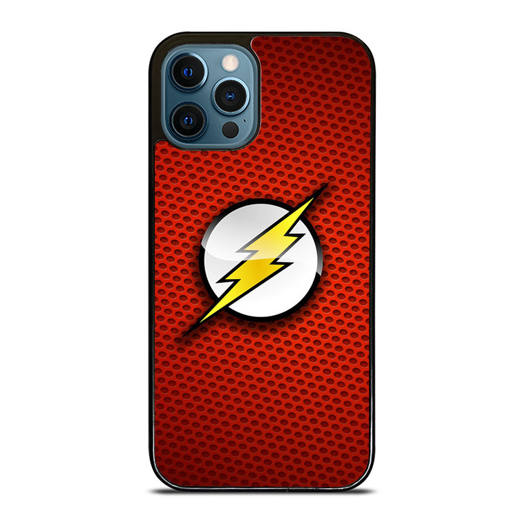 THE FLASH DC ICON iPhone 12 Pro Case Cover