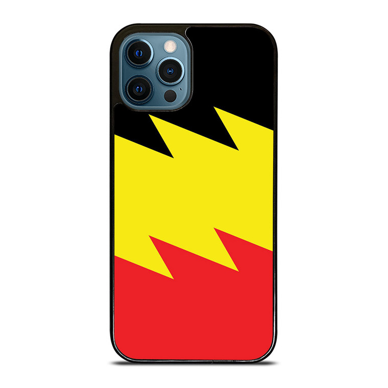 THE HUNDREDS CLOTHING COLOR iPhone 12 Pro Case Cover