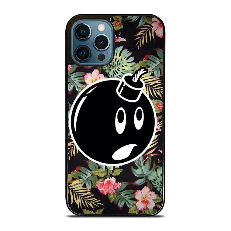 THE HUNDREDS FLORAL LOGO iPhone 12 Pro Case Cover