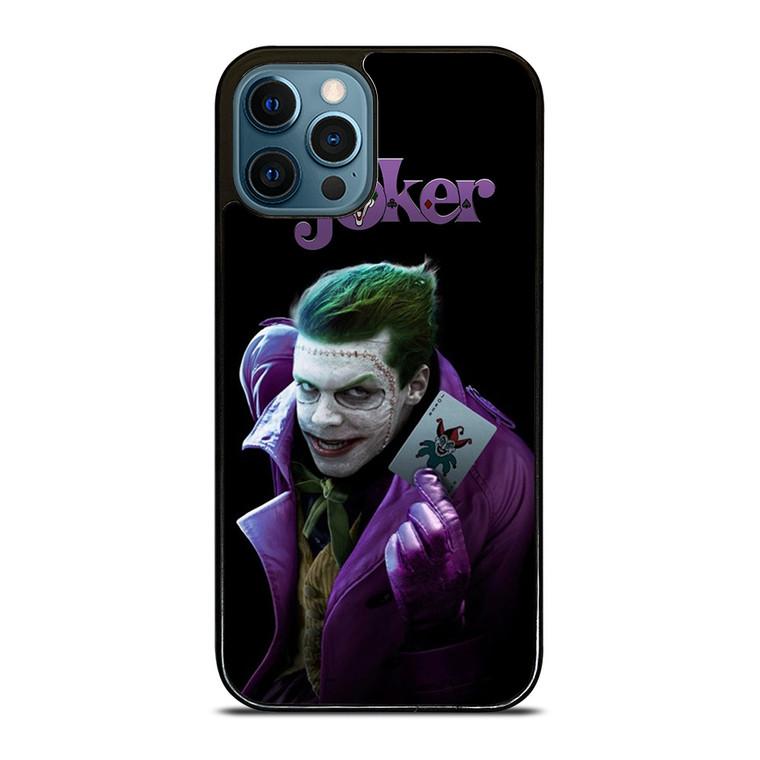 THE JOKER GOTHAM JEROME iPhone 12 Pro Case Cover