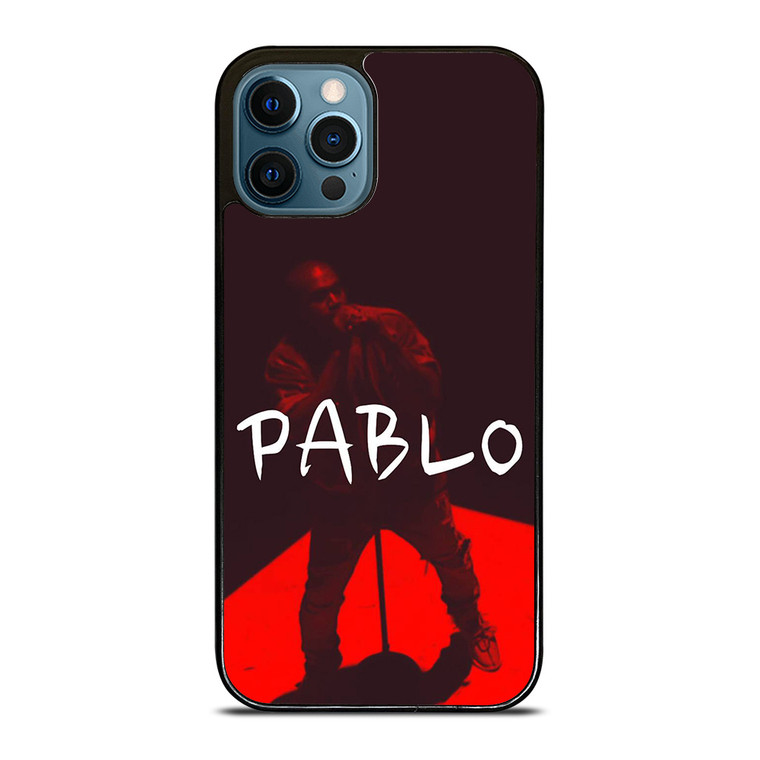 THE LIFE OF PABLO KANYE WEST iPhone 12 Pro Case Cover