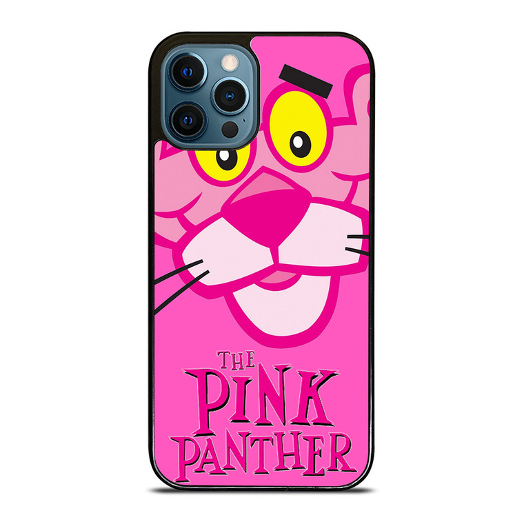 THE PINK PANTHER HEAD iPhone 12 Pro Case Cover