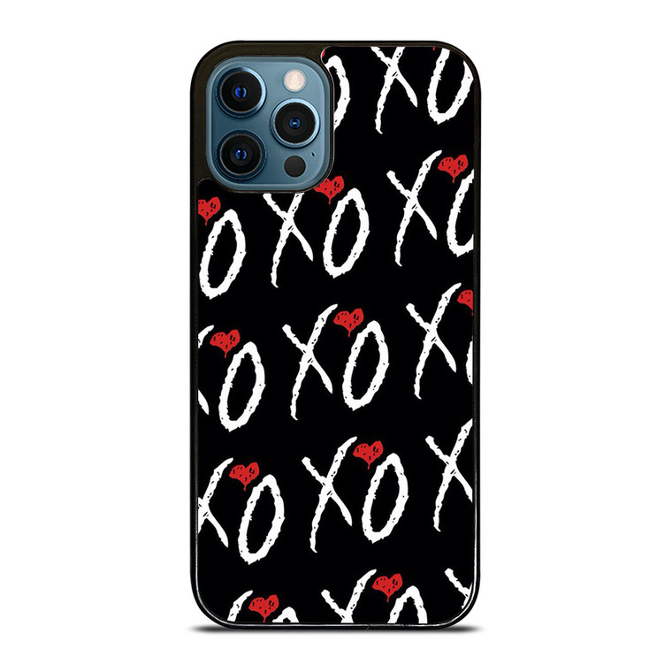 THE WEEKND XO COLLAGE iPhone 12 Pro Case Cover