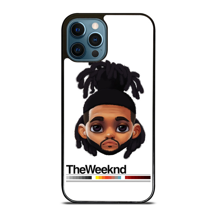 THE WEEKND XO CUTE iPhone 12 Pro Case Cover