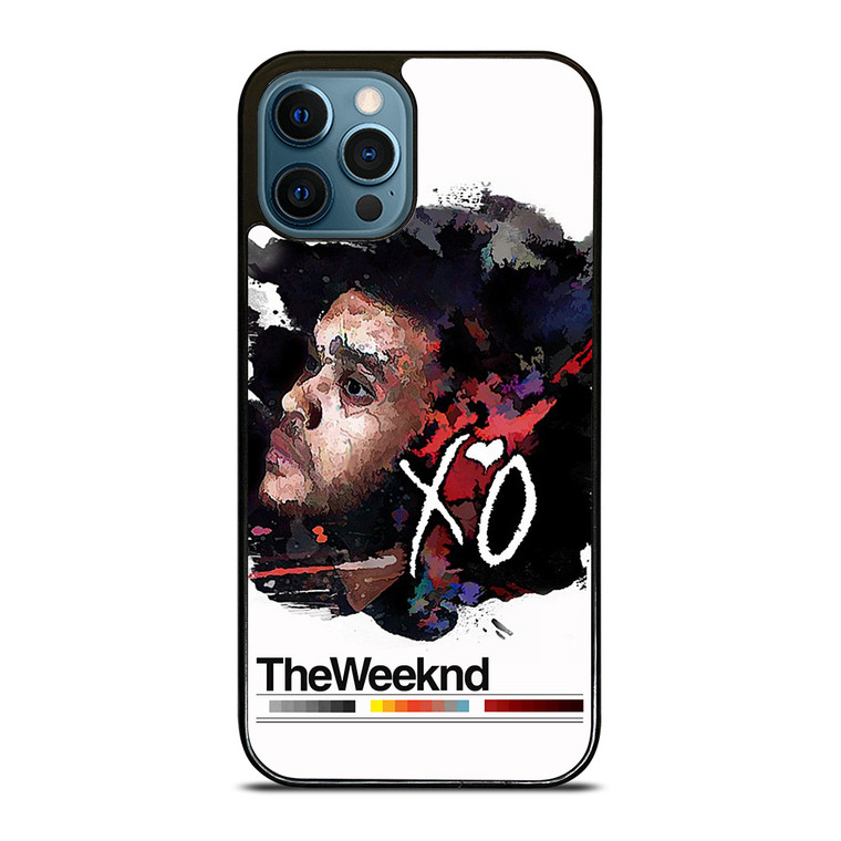 THE WEEKND XO iPhone 12 Pro Case Cover