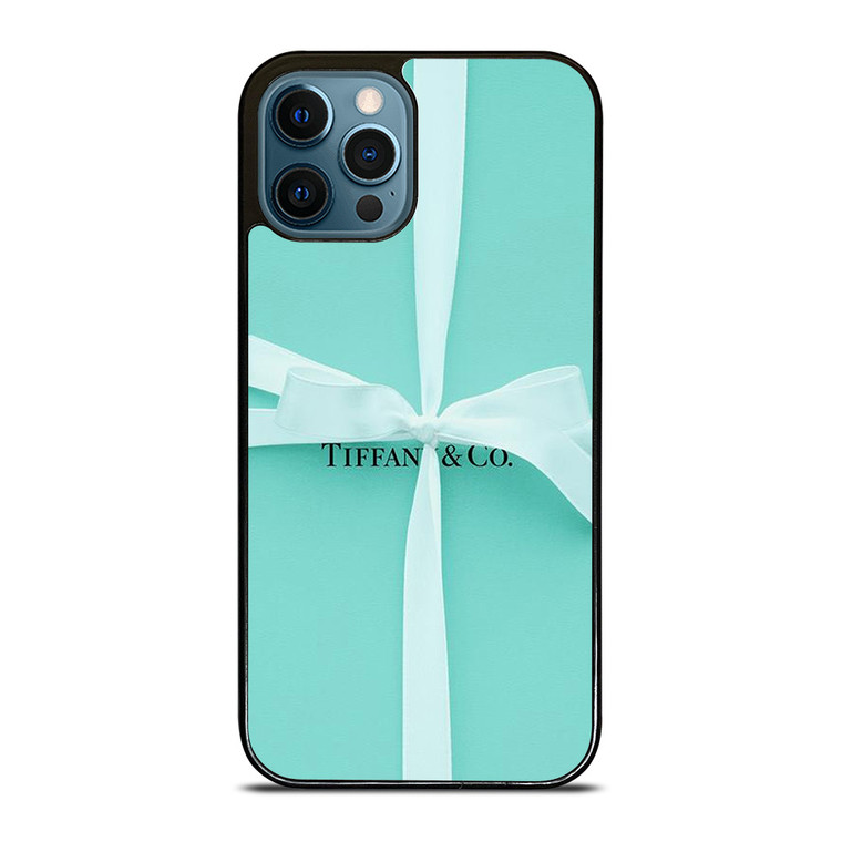 TIFFANY AND CO WHITE TAPE iPhone 12 Pro Case Cover