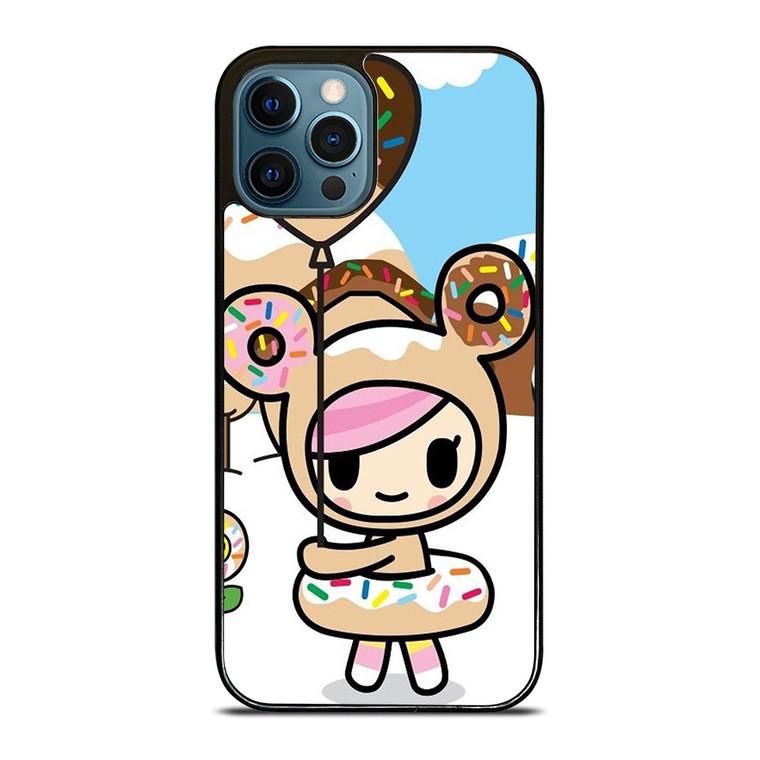 TOKIDOKI DONUTELLA NEW iPhone 12 Pro Case Cover