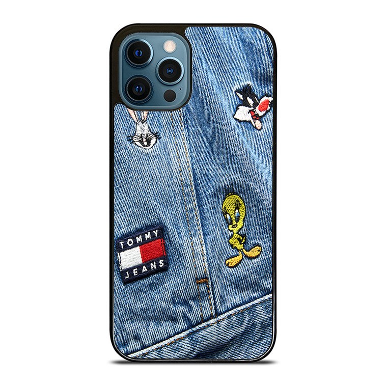 TOMMY HILFIGER LOONEY TUNES iPhone 12 Pro Case Cover