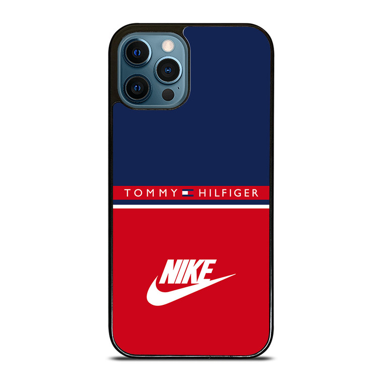TOMMY HILFIGER NIKE LOGO iPhone 12 Pro Case Cover