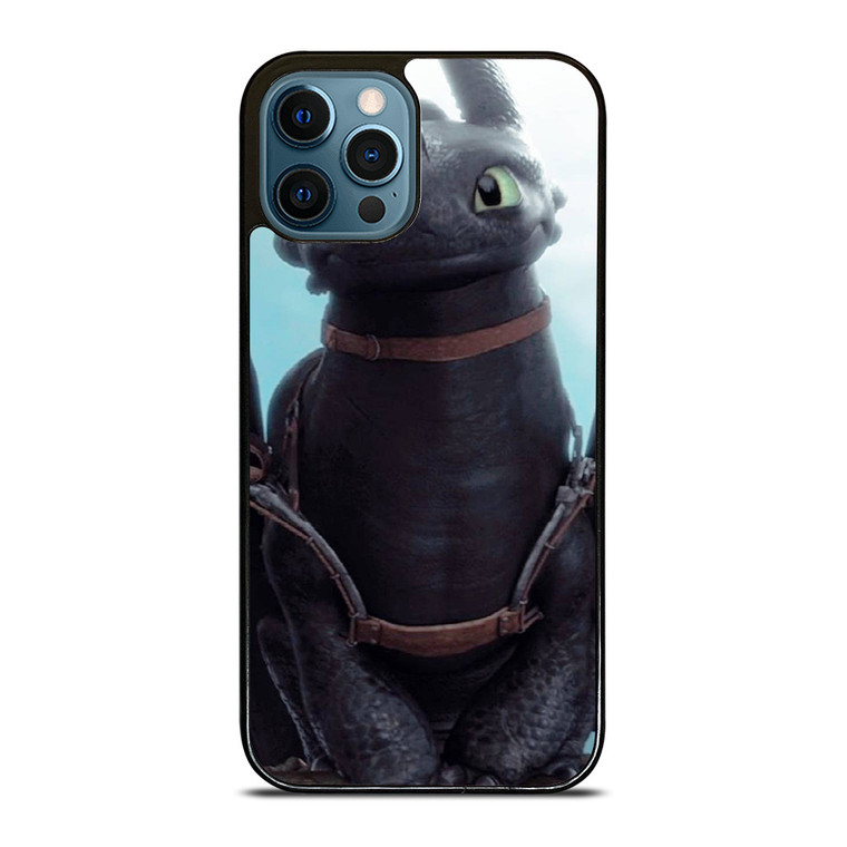 TOOTHLESS DRAGON CUTE iPhone 12 Pro Case Cover