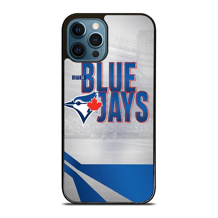 TORONTO BLUE JAYS ICON 3 iPhone 12 Pro Case Cover
