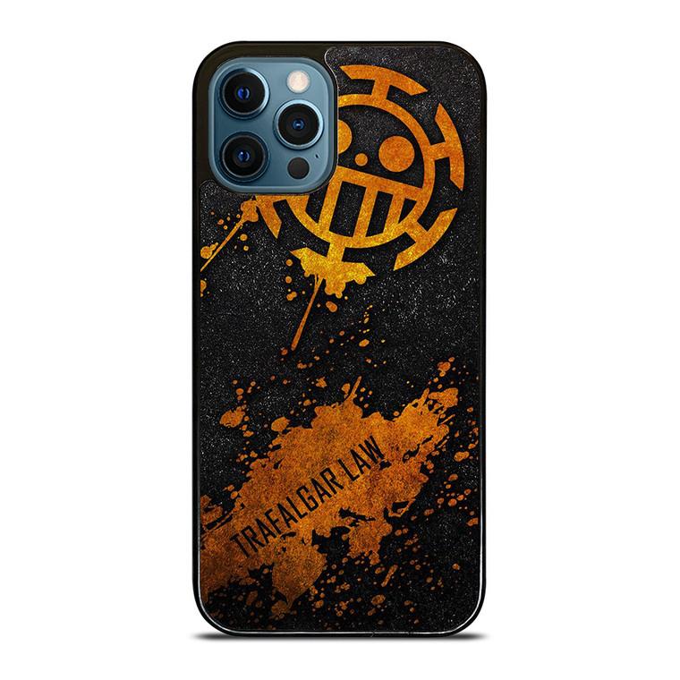 TRAFALGAR LAW ONE PIECE iPhone 12 Pro Case Cover