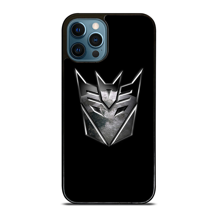 TRANSFORMERS DECEPTICONS iPhone 12 Pro Case Cover