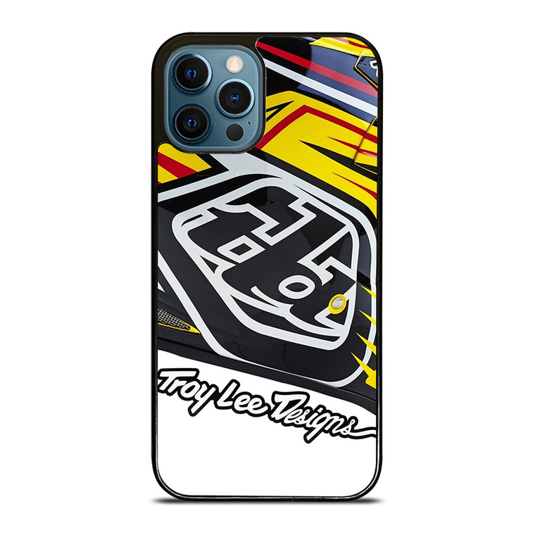 TROY LEE DESIGNS TLD iPhone 12 Pro Case Cover