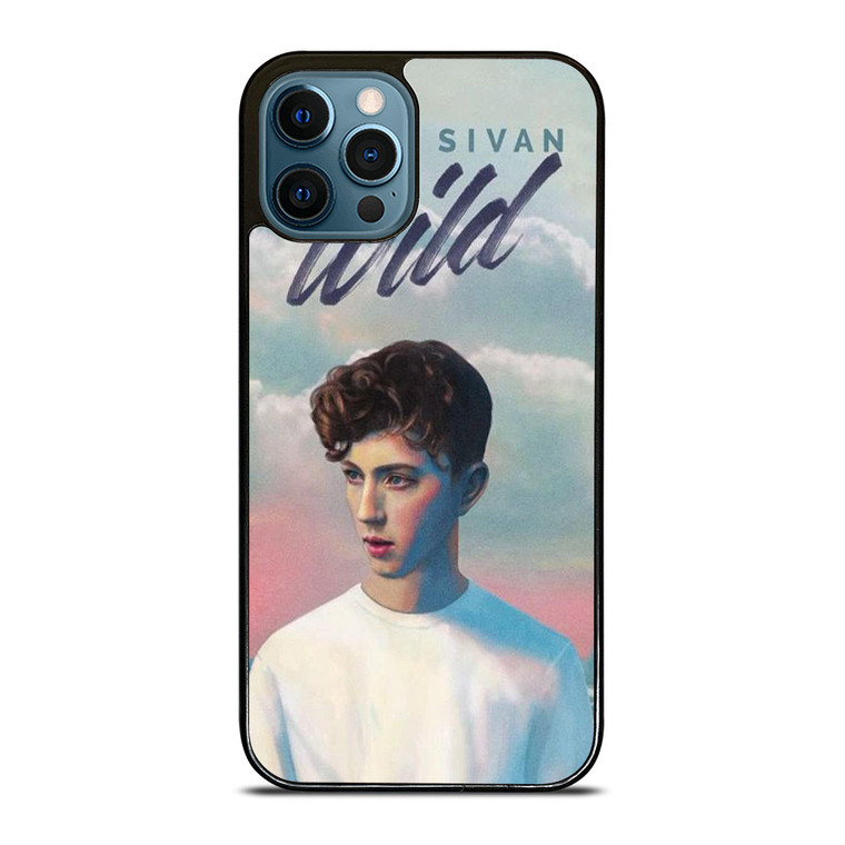TROYE SIVAN WILD SONG COVER iPhone 12 Pro Case Cover