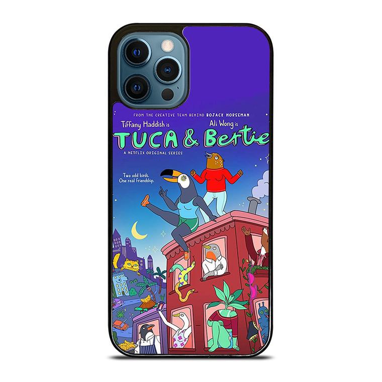 TUCA AND BERTIE CARTOON iPhone 12 Pro Case Cover