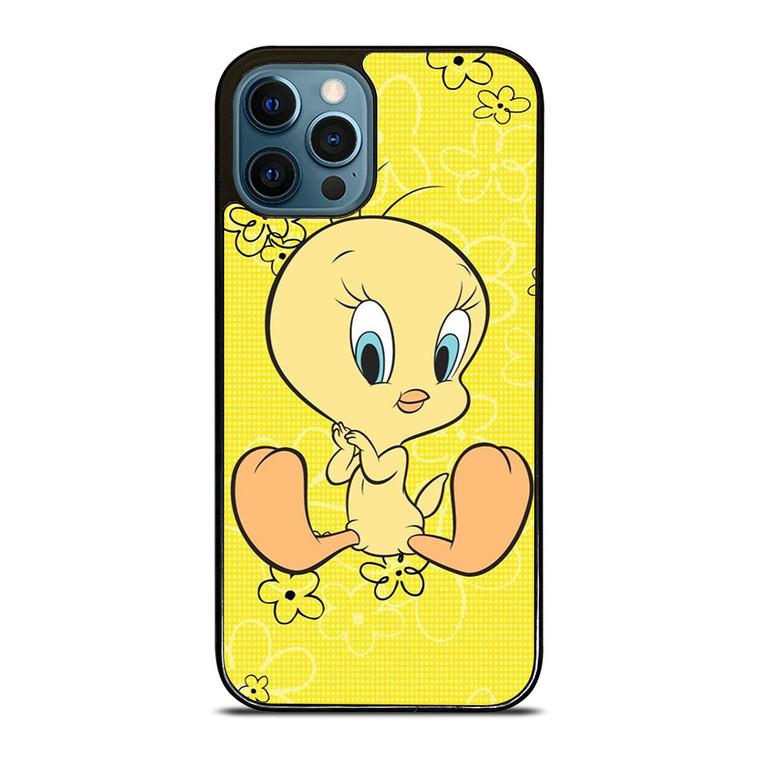 TWEETY BIRD LOONEY TUNES 2 iPhone 12 Pro Case Cover