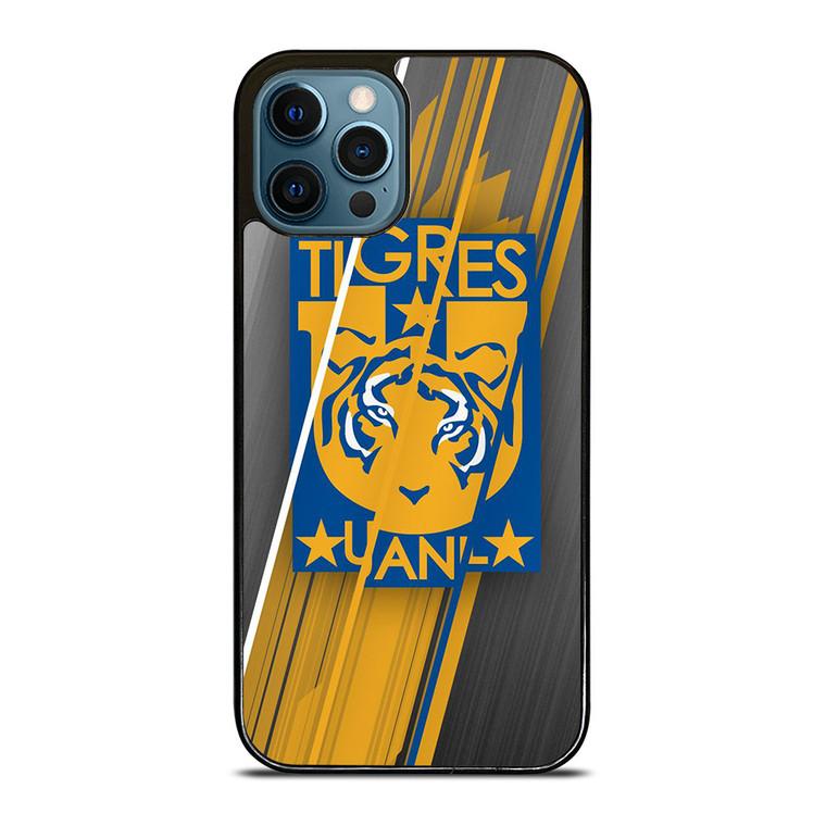 UANL TIGRES SYMBOL iPhone 12 Pro Case Cover