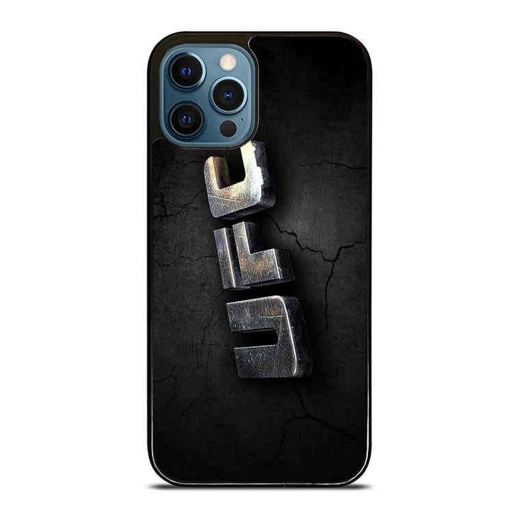 UFC FIGHTING LOGO iPhone 12 Pro Case Cover