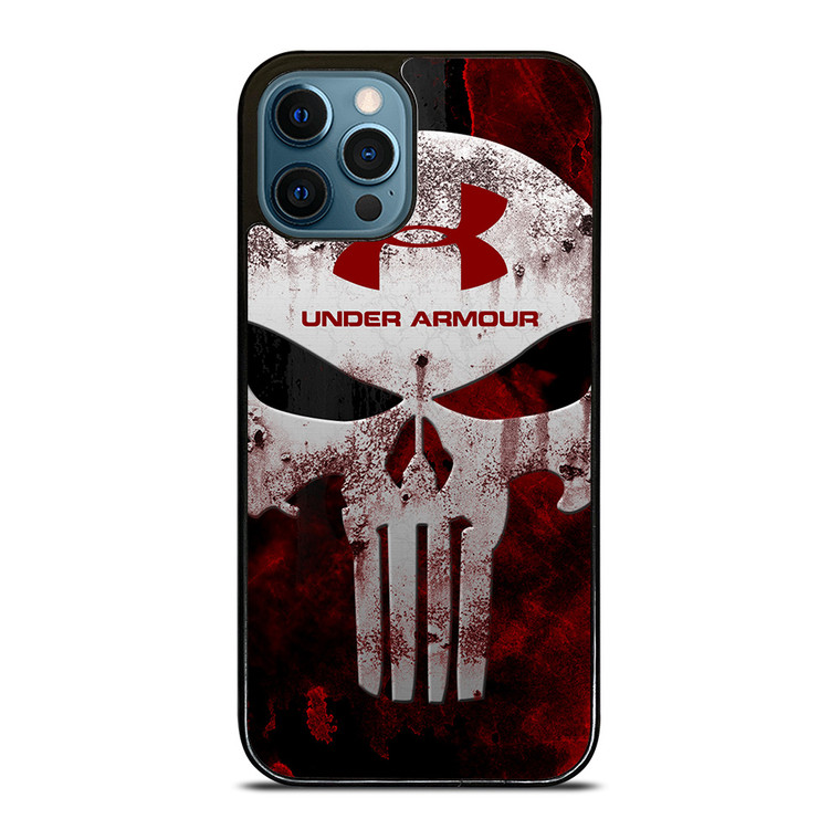 UNDER ARMOUR PUNISHER ART iPhone 12 Pro Case Cover