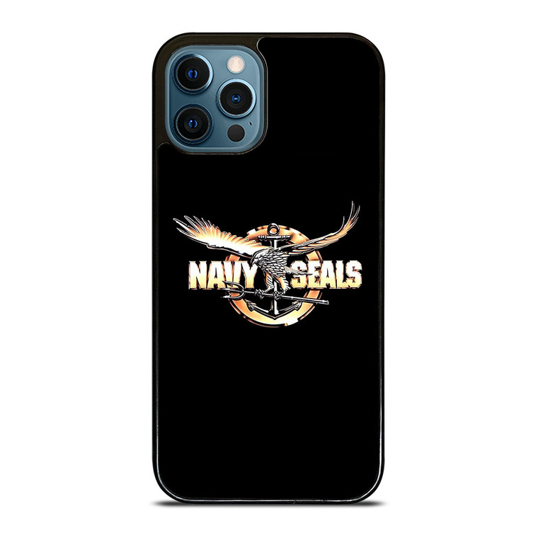 US NAVY SEALS GOLD SYMBOL iPhone 12 Pro Case Cover