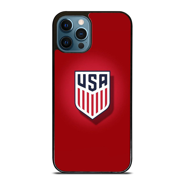 USA SOCCER NATIONAL TEAM iPhone 12 Pro Case Cover