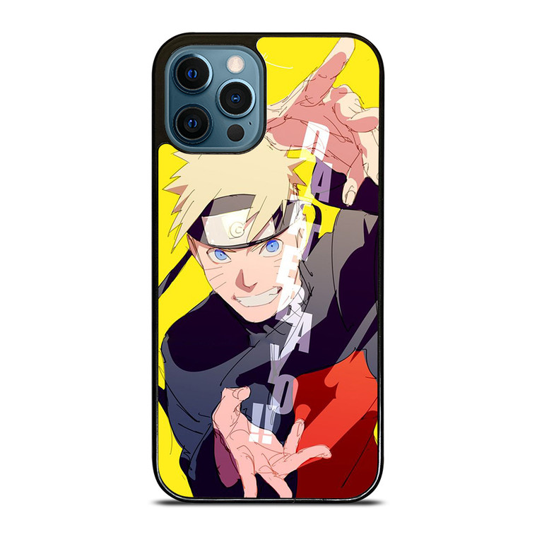 UZUMAKI NARUTO ANIME iPhone 12 Pro Case Cover