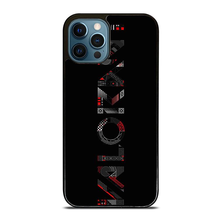VALORANT LETTER ART iPhone 12 Pro Case Cover