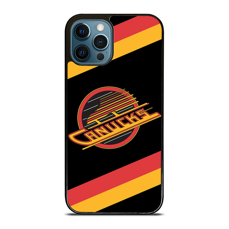 VANCOUVER CANUCKS iPhone 12 Pro Case Cover