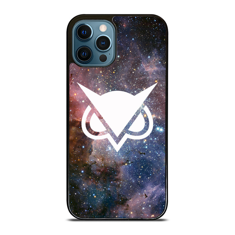 VANOS OWL NEBULA iPhone 12 Pro Case Cover
