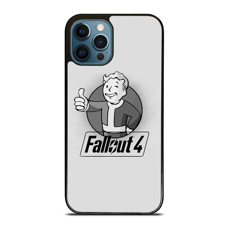 VAULT BOY TECH FALLOUT 4 iPhone 12 Pro Case Cover