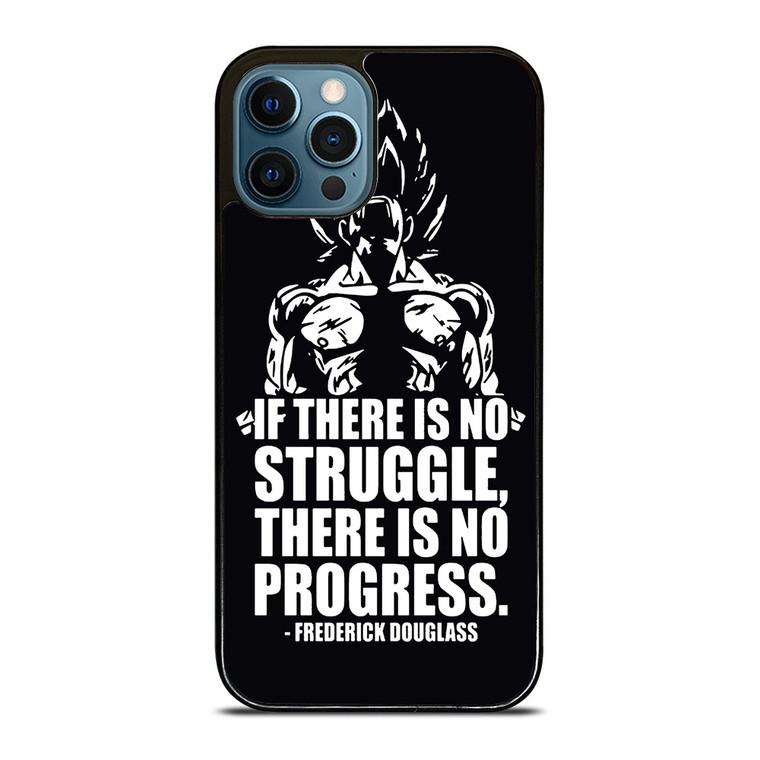 VEGETA QUOTE DRAGON BALL iPhone 12 Pro Case Cover