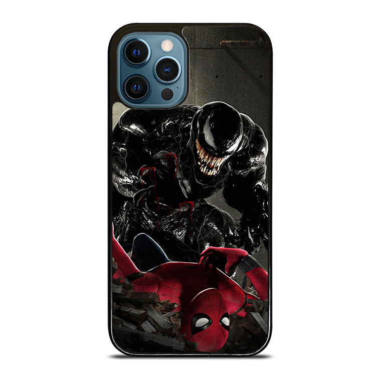 VENOM SPIDERMAN iPhone 12 Pro Case Cover