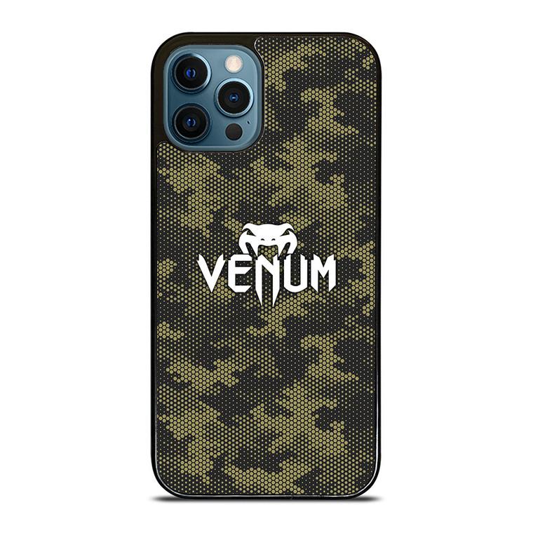 VENUM BOXING GEAR CAMO LOGO iPhone 12 Pro Case Cover