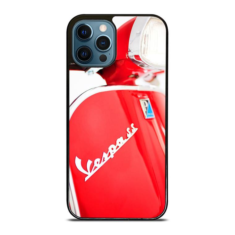 VESPA PIAGGIO iPhone 12 Pro Case Cover