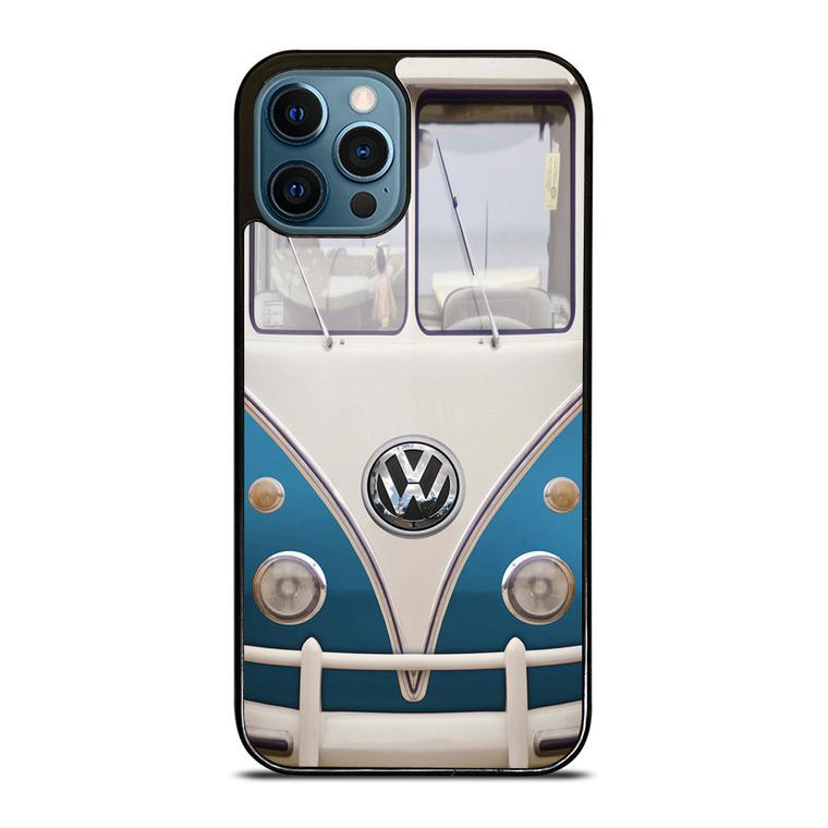 VW VOLKSWAGEN VAN 2 iPhone 12 Pro Case Cover