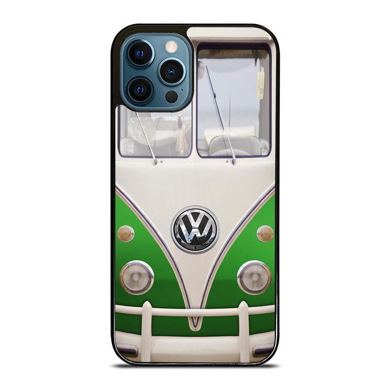 VW VOLKSWAGEN VAN 3 iPhone 12 Pro Case Cover