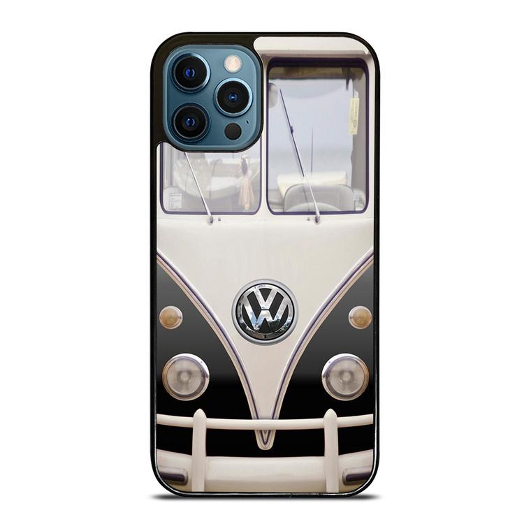 VW VOLKSWAGEN VAN 5 iPhone 12 Pro Case Cover