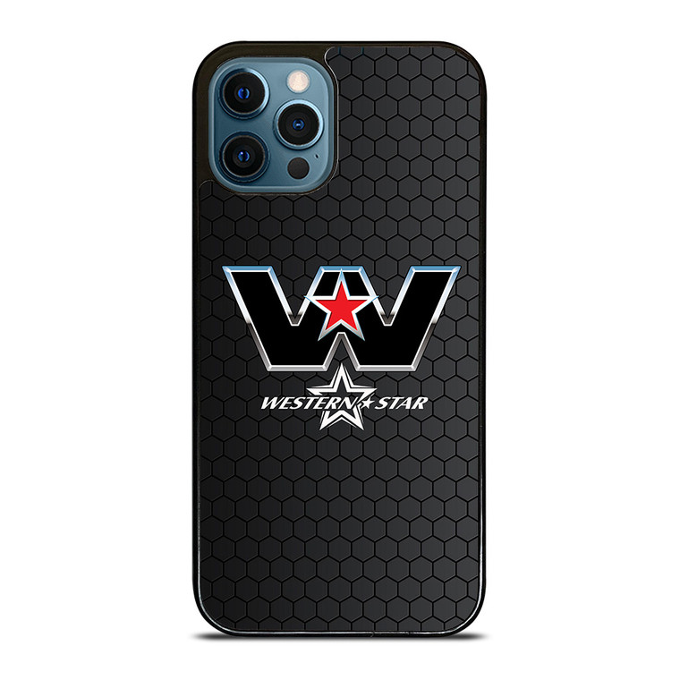 WESTERN STAR iPhone 12 Pro Case Cover