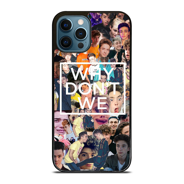 WHY DON'T WE COLLAGE 2 iPhone 12 Pro Case Cover
