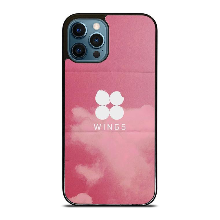 WINGS BTS BANGTAN ALBUM COVER iPhone 12 Pro Case Cover