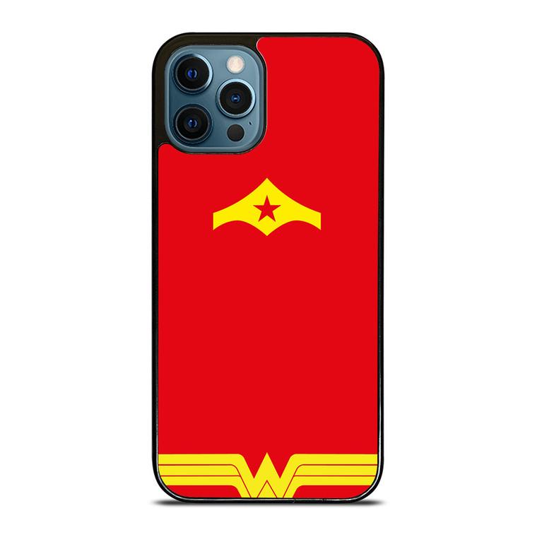 WONDER WOMAN ART ICON iPhone 12 Pro Case Cover