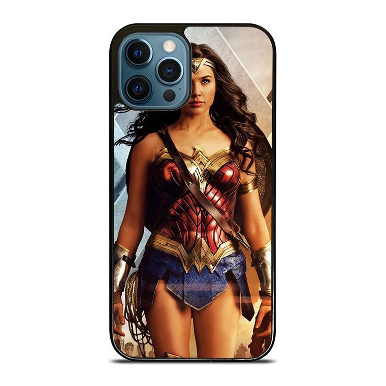 WONDER WOMAN DC iPhone 12 Pro Case Cover