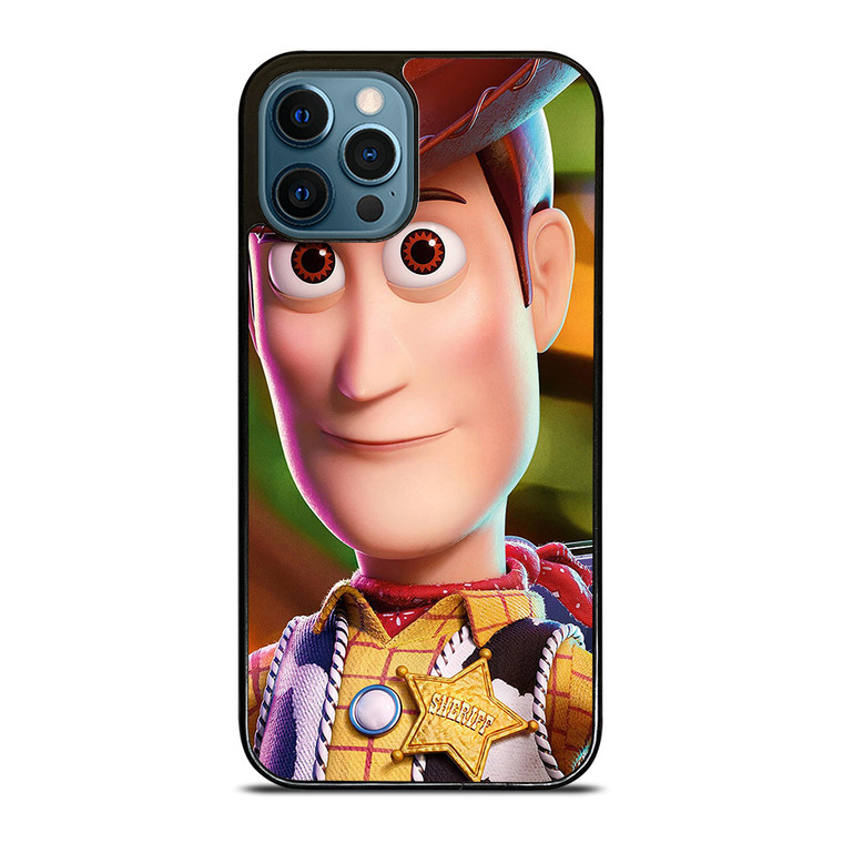 WOODY TOY STORY 4 DISNEY MOVIE iPhone 12 Pro Case Cover