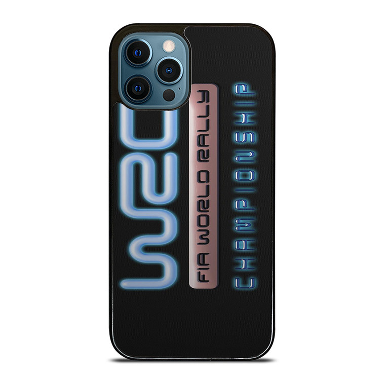 WRC FIA WORLD RALLY iPhone 12 Pro Case Cover